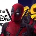 Deadpool's antwoord op Disney's aankoop van Fox