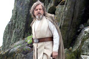 Mark Hamill niet blij met Luke in Star Wars: The Last Jedi