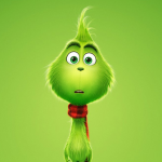 Eerste poster Dr. Seuss' The Grinch