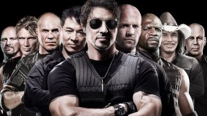 Sylvester Stallone kondigt The Expendables 4