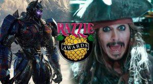 Transformers: The Last Knight favoriet bij 38ste Razzie Awards nominaties
