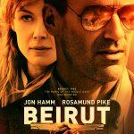 Beirut trailer en poster met Jon Hamm en Rosamund Pike