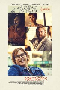 Trailer en poster Don't Worry, He Won't Get Far On Foot