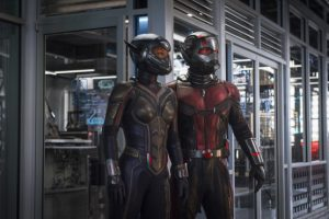 Nieuwe foto en synopsis Ant-Man and the Wasp
