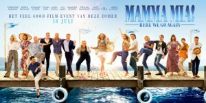 Nieuwe trailer Mamma Mia! Here We Go Again