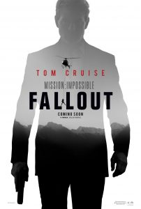 Mission: Impossible – Fallout poster en trailer teasers