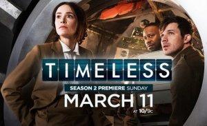 Timeless seizoen 2