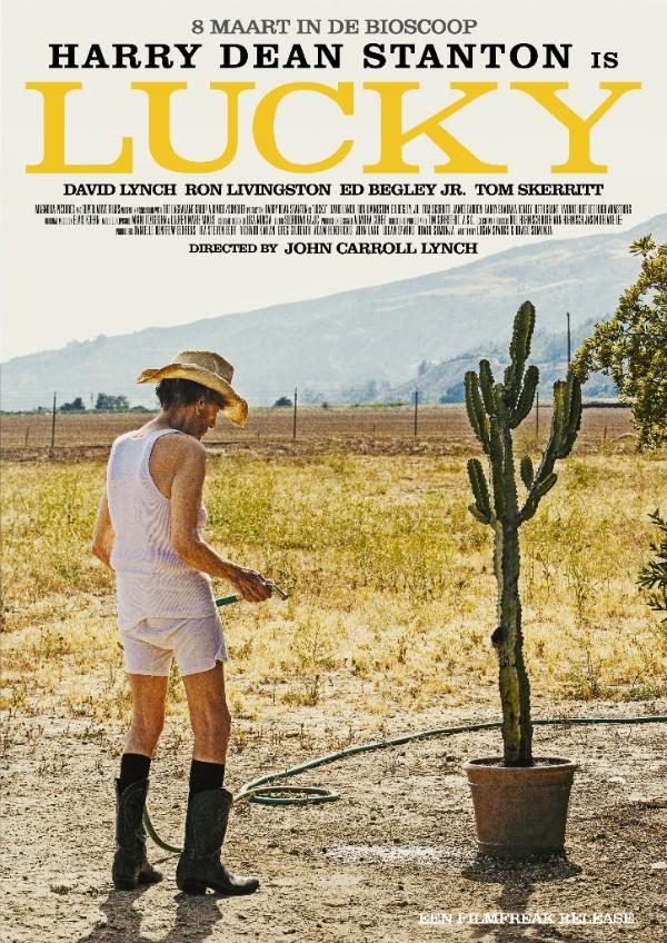 Lucky, vanaf 8 maart in de bioscoop