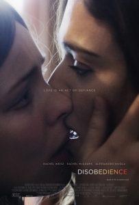 Trailer voor Disobedience met Rachel Weisz en Rachel McAdams