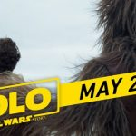 Eerste trailer en personage posters Solo: A Star Wars Story