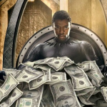 Black Panther meer dan $1 miljard wereldwijd