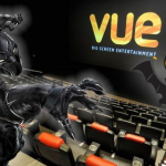 Vleermuis gevangen in bioscoopzaal Vue Eindhoven