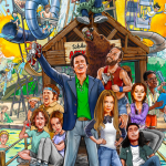 Nieuwe poster Johnny Knoxville's Action Point