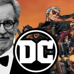 Steven Spielberg werkt aan DC Comics film Blackhawk
