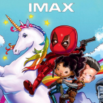 IMAX onthult nieuwe Deadpool 2 poster