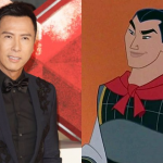 Donnie Yen hoofdrol in Disney's live action Mulan