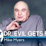Mike Myers keert terug als Dr. Evil tijdens The Tonight Show