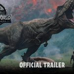 Nieuwe teaser Jurassic World: Fallen Kingdom
