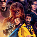 Nieuwe internationale poster Solo: A Star Wars Story