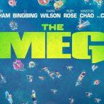 Eerste trailer en poster voor haaienfilm The Meg