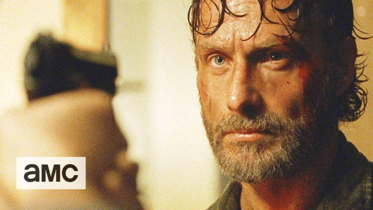 Poster tweede helft seizoen 6 The Walking Dead