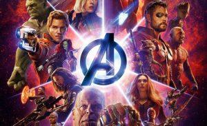 posters voor Avengers: Infinity War
