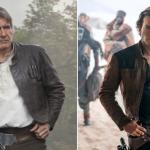 Harrison Ford verrast Alden Ehrenreich tijdens Solo-interview