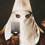 Eerste poster Spike Lee's BlacKkKlansman