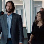 Trailer Destination Wedding met Keanu Reeves en Winona Ryder