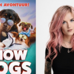 Nederlandse YouTube-ster Dionne Slagter in familiefilm Showdogs
