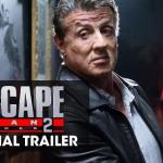 Eerste trailer Escape Plan 2: Hades met Sylvester Stallone
