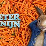 Peter Rabbit / Pieter Konijn vervolg in de maak