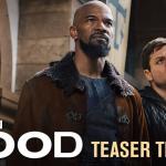 Robin Hood trailer met Taron Egerton en Jamie Foxx