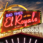 Eerste trailer en poster voor Bad Times at the El Royale
