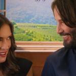 Poster Destination Wedding met Keanu Reeves en Winona Ryder