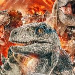 Nieuwe poster Jurassic World: Fallen Kingdom