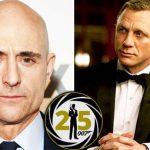Heeft Mark Strong een rol in Bond 25?