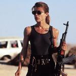 Eerste blik op Sarah Connor in nieuwe Terminator