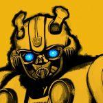 Nieuwe poster voor de Transformers-film Bumblebee