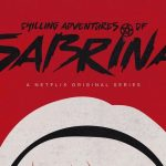 Eerste poster Chilling Adventures of Sabrina