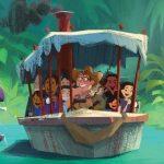 Opnames Disney's Jungle Cruise gaan van start