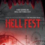 Nieuwe trailer en poster voor Hell Fest