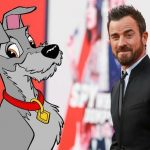 Justin Theroux in Disney's Lady and the Tramp live-action remake