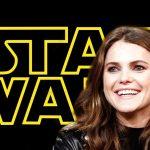 Keri Russell gecast in Star Wars: Episode IX