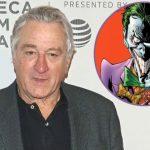 Robert De Niro in gesprek voor Joker film