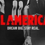 Poster voor football dramaserie All American