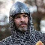 Nieuwe foto van Chris Pine als Robert the Bruce in Outlaw King
