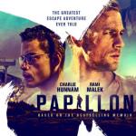 Nieuwe poster Papillon met Charlie Hunnam & Rami Malek