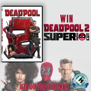 Prijsvraag Deadpool 2