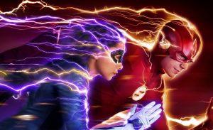 The Flash seizoen 5